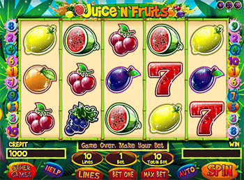 Juice'N'Fruits - скриншот 5