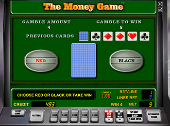 The Money Game - скриншот 1