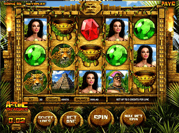 Aztec Treasures 3D - скриншот 3