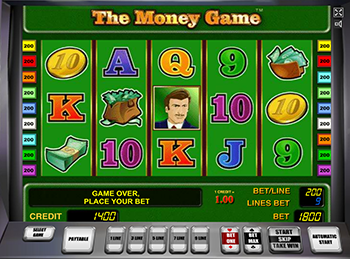 The Money Game в казино Вулкан 24
